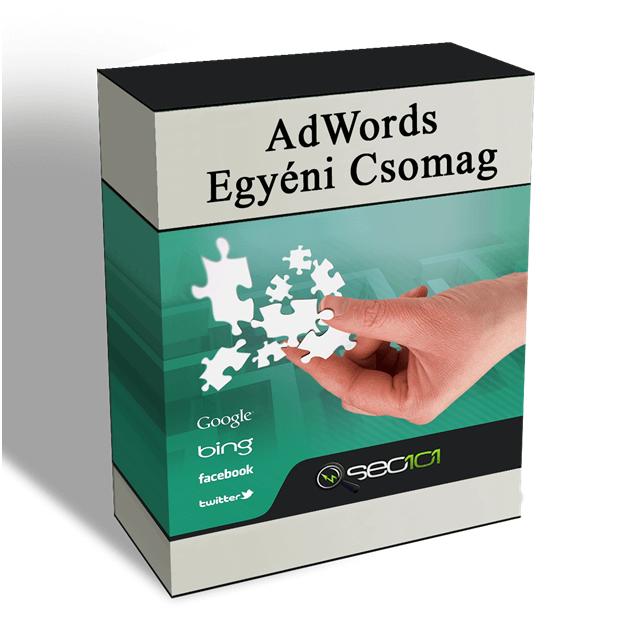 Egyéni AdWords Csomag