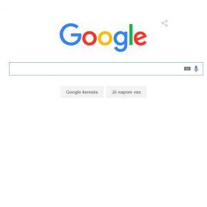 Google 2015 logója