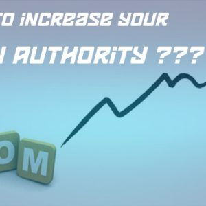 Domain Authority értékek frissítése