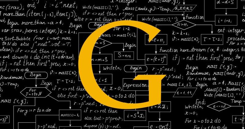 Google algoritmusai és a SEO